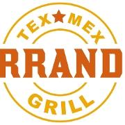 This is the restaurant logo for Parrandos Tex-Mex