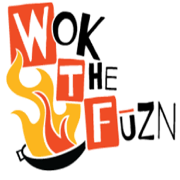 This is the restaurant logo for Wok The FuZn