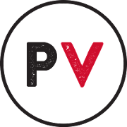 This is the restaurant logo for Pizzeria Vetri