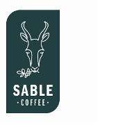 This is the restaurant logo for Sable Coffee