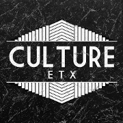 This is the restaurant logo for Culture ETX