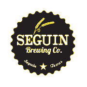 This is the restaurant logo for Seguin Brewing Co