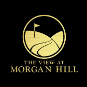 This is the restaurant logo for The View at Morgan Hill