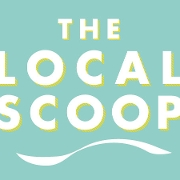 This is the restaurant logo for The Local Scoop