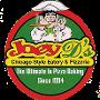 Restaurant logo for Joey D's of Venice