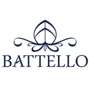 This is the restaurant logo for Battello