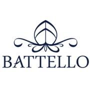 This is the restaurant logo for Battello