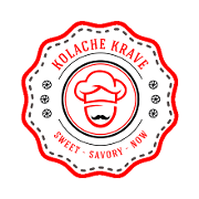 This is the restaurant logo for Kolache Krave