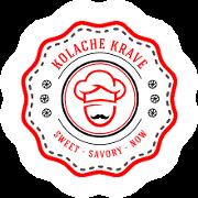 This is the restaurant logo for Kolache Krave