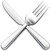 This is the restaurant logo for Portale Restaurant