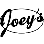 This is the restaurant logo for Joey's