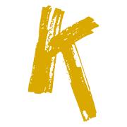 This is the restaurant logo for TaKorean
