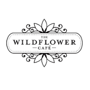 This is the restaurant logo for The Wildflower Cafe