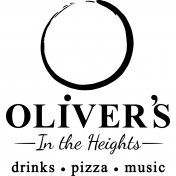 This is the restaurant logo for Oliver's in the Heights
