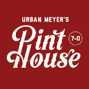 This is the restaurant logo for Urban Meyer's Pint House