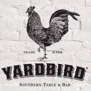 This is the restaurant logo for Yardbird Southern Table and Bar
