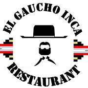 This is the restaurant logo for El Gaucho Inca Restaurant