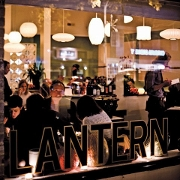 This is the restaurant logo for Lantern