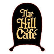This is the restaurant logo for The Hill Cafe