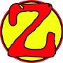 This is the restaurant logo for Zalat Pizza