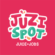 This is the restaurant logo for The Juzi Spot