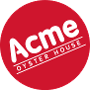Restaurant logo for Acme Oyster House