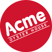This is the restaurant logo for Acme Oyster House
