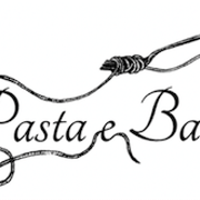 This is the restaurant logo for Pasta E Basta