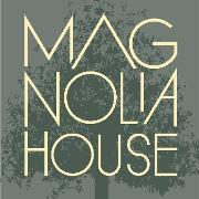 This is the restaurant logo for Magnolia House