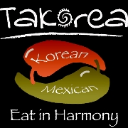 This is the restaurant logo for Takorea