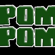 This is the restaurant logo for Pom Pom