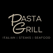 This is the restaurant logo for Pasta Grill