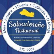 This is the restaurant logo for Salvadoreño Restaurant #3