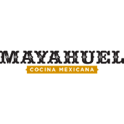 This is the restaurant logo for Mayahuel Cocina Mexicana