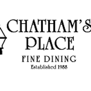 This is the restaurant logo for Chatham's Place Restaurant