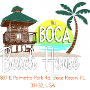 Restaurant logo for The Boca Beach House