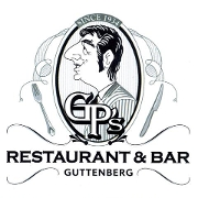 This is the restaurant logo for GP's Restaurant
