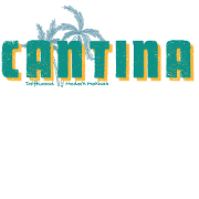 This is the restaurant logo for Driftwood Cantina: Modern Mexican