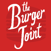 This is the restaurant logo for Burger Joint