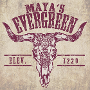 Restaurant logo for Maya's Cantina & Grill