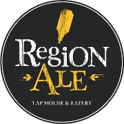 This is the restaurant logo for Region Ale