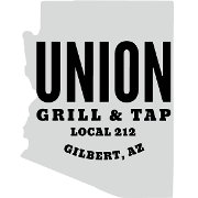 This is the restaurant logo for Union Grill and Tap