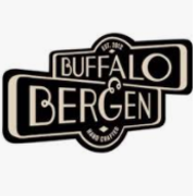 This is the restaurant logo for Buffalo & Bergen