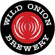 This is the restaurant logo for Wild Onion Brewery & Banquets