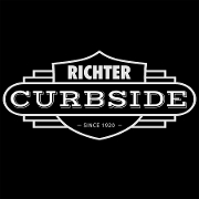 This is the restaurant logo for Richter