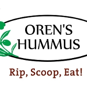 This is the restaurant logo for Oren's Hummus