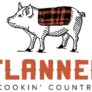 This is the restaurant logo for Flannel