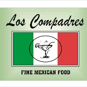 This is the restaurant logo for Los Compadres Restaurant
