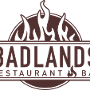 Restaurant logo for Badlands Restaurant & Bar