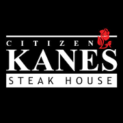 This is the restaurant logo for Citizen Kane's